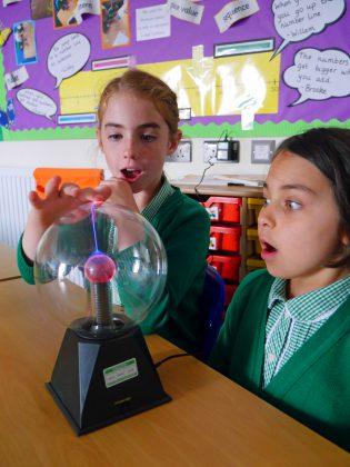 Science Plasma Ball
